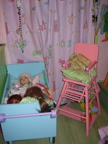 creation,chambre,enfant,fillette,decoration,jouets