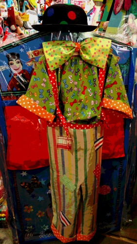 clown,deguisement,costumes,enfant